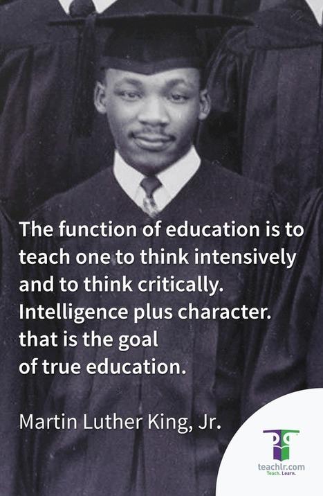 El rol de la educación y la tecnología en una sociedad desigual | Educación 2015 | Scoop.it