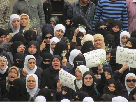 Protesters in Syria Plan Large March Near Capital | Coveting Freedom | Scoop.it