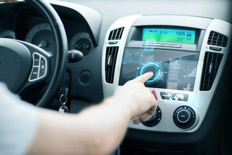420 millions d'automobilistes auront un véhicule connecté en 2018   Tendances Eco Techno   Scoop.it