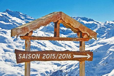 Dates d'ouverture des stations de ski pour la saison 2015/2016 | FilièreSport | Scoop.it