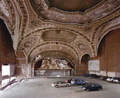 "Stan DOUGLAS -  ""Michigan Theatre"" 