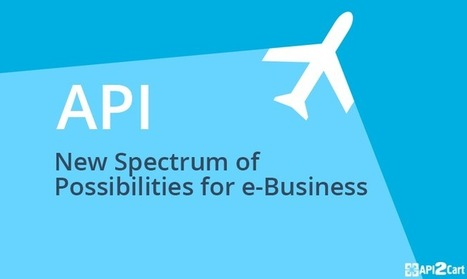 API Opens the New Spectrum of Possibilities for e-Business | API Integration | Scoop.it