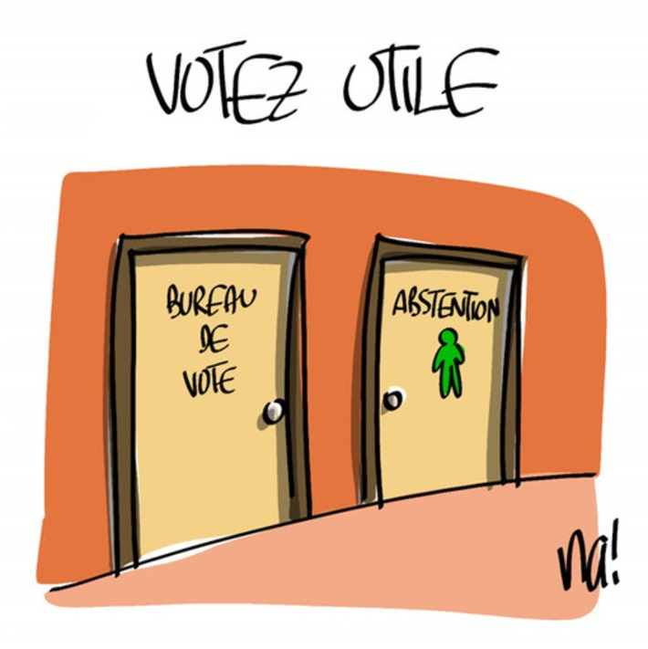 Votez utile | Baie d'humour | Scoop.it