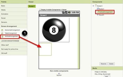 Magic 8-ball | MIT App Inventor | Computer Literacy | Scoop.it