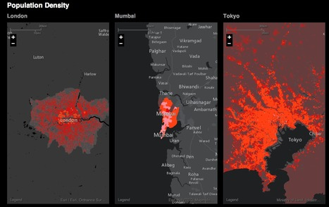 Urban Observatory Compare Cities | Year 8 Geography - Place and Liveability | Scoop.it