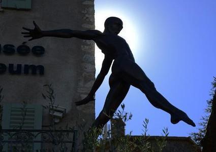 VIDEO. Mougins galerie d'art à ciel ouvert - Nice-Matin | Yantez | Scoop.it