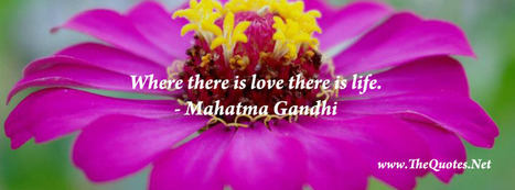Facebook Cover Image - Love and Life - TheQuotes.Net | Facebook Cover Photos | Scoop.it