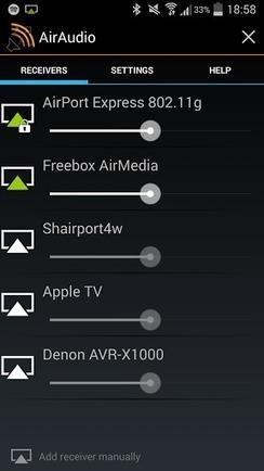 AirAudio - 3.0.2 | apks are life | Scoop.it