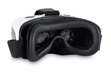 Eny EVR02 Virtual Reality Headset Powered by Rockchip RK3288 Processor Supports Full HD, 2K and 4K Displays | Embedded Systems News | Scoop.it
