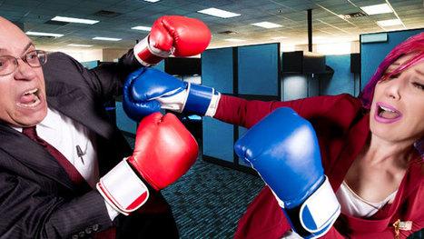 GenY vs Boomers Workplace Conflict Heats Up | The Millenials - GenY watch | Scoop.it