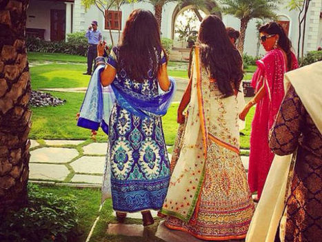 Arpita Khan Wedding Gift List : Revealed: Sneak-Peek Of Arpita Khans Wedding Attire Bollywood ...