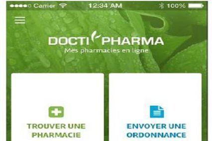 Doctipharma lance sa nouvelle application Envoi Ordonnance | De la E santé...à la E pharmacie..y a qu'un pas (en fait plusieurs)... | Scoop.it