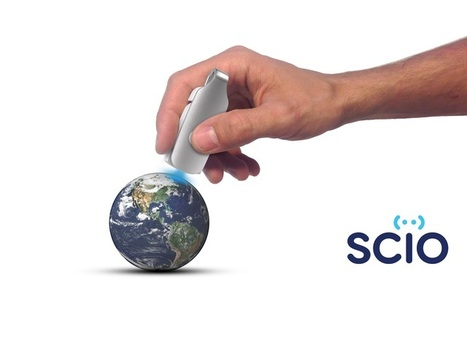SCiO: Your Sixth Sense. A Pocket Molecular Sensor For All ! | mHealth and eHealth | Scoop.it