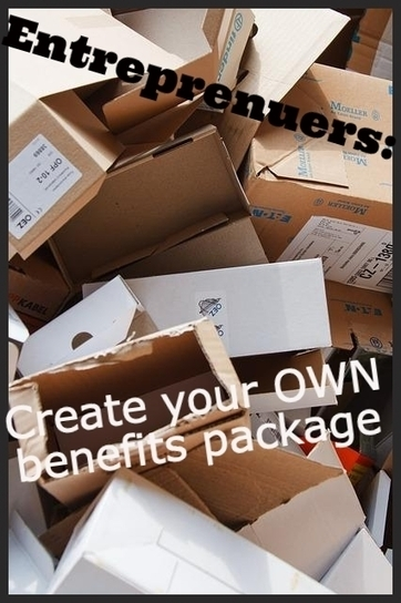Create Your Own Benefits Package When Self-Employed | Freelancing Tips | Scoop.it