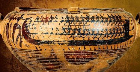 Exploradores griegos: El nacimiento de una geografía mítica | Mundo Clásico | Scoop.it