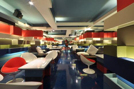 Mocha Mojo Café / Mancini design | Design d'espace | CRAW | Scoop.it