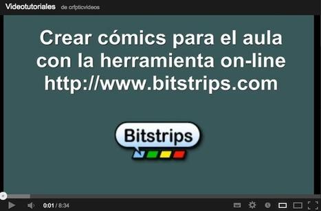 En marcha con las TIC - Animación y cómics | Experiencias innovadoras lengua y literatura | Scoop.it