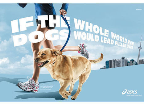 Asics Athletic Shoe Ad | Persuasion Project | Scoop.it