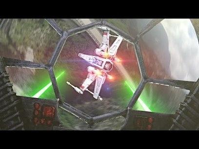 Une bataille de drones façon Star Wars - Les Bons Plans Du Web | Bons plans | Scoop.it