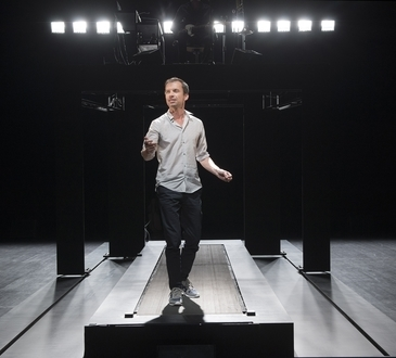 Réparer les vivants de Maylis de Kerangal, mise en scène Sylvain Maurice | Revue de presse théâtre | Scoop.it