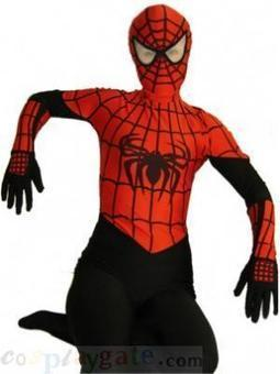 Black And Red Spider Man Lycra Spandex Super Hero Zentai Suit free shipping - wholesale Multicolor Zentai - wholesale Shiny Metallic zentai suit - wholesale Catsuits & Zentai - CosplayGate.com | spiderman costume,spiderman costumes | Scoop.it