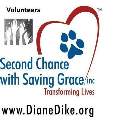 Second Chance with Saving Grace with Dr. Diane Dike Help for hurting people and animals | Prayer Success Team | Scoop.it