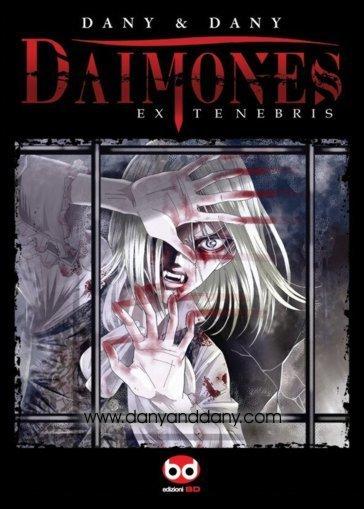 Dàimones – Ex Tenebris: Aidan, un mostro per vampiri e umani | DailyComics | Scoop.it