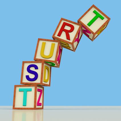 Sans confiance, pas de communication crédible, ni de réputation durable ! | HeureuxQuiCom' | Scoop.it