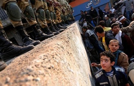 Egypt Military and Protesters Dig In for Tahrir Square Standoff | Coveting Freedom | Scoop.it