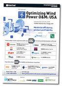Optimizing Wind Power O&M: USA September 24-25, 2013 | Wind Power O&M | Scoop.it