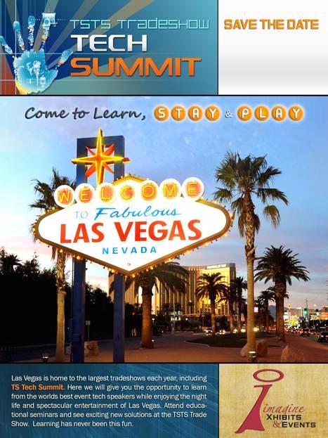 TS Tech Summit Hits Road to Vegas 2.26.15 | cool tech tools | Scoop.it