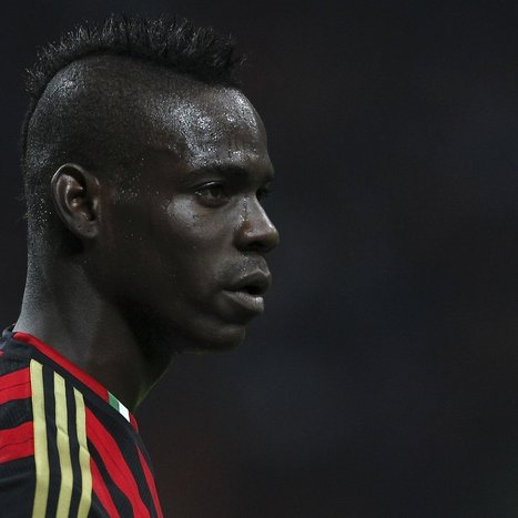 The Things Mario Balotelli Must Do to Win the Ballon D'Or - Bleacher Report | Milan | Scoop.it