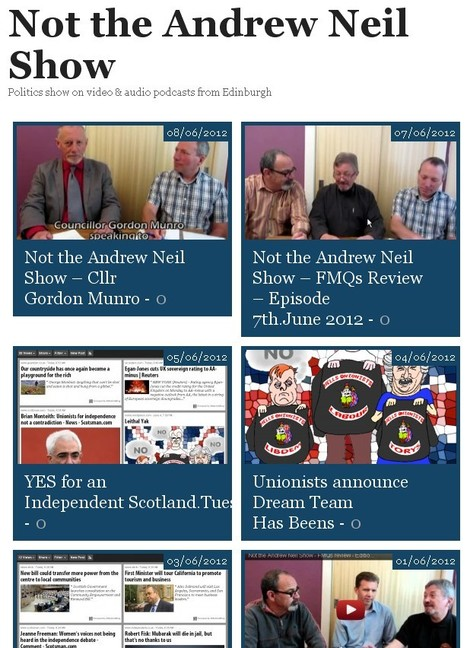 Not the Andrew Neil Show | YES for an Independent Scotland | Scoop.it