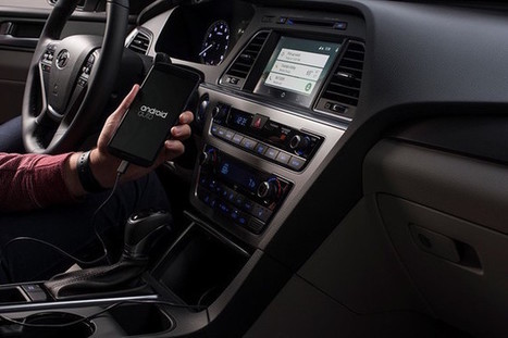 Hyundai becomes first to use Android Auto in production cars | Atlanta Trial Attorney  Road SafetyNews; | Scoop.it