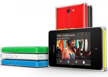 Nokia nâng cấp phần mềm cho điện thoại Asha - MaiNguyen.vn | day cap dien | Scoop.it