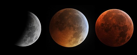 Total lunar eclipse tonight: How to see the 'blood moon' | Vloasis sci-tech | Scoop.it