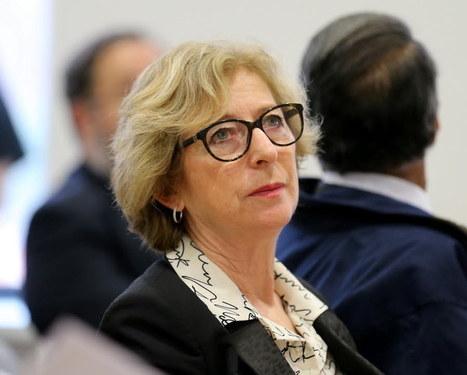 Geneviève Fioraso s'explique sur sa démission du gouvernement | Genevieve Fioraso | Scoop.it