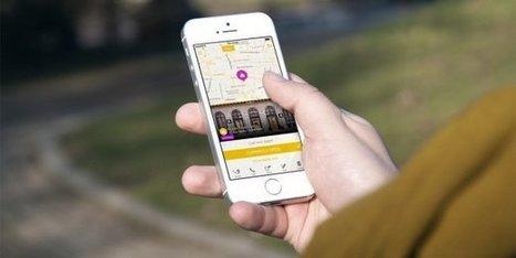 Mapstr, l'appli française qui va ringardiser Foursquare et Citymaps ? | Actualité Social Media : blogs & réseaux sociaux | Scoop.it