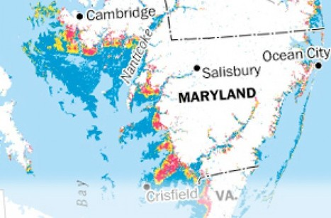Vulnerable Maryland weighs threat of sea-level rise | Sustain Our Earth | Scoop.it