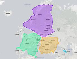 Visão   O mapa mundo que aprendemos na escola é uma farsa   Ciencia al alcance de todos   Scoop.it