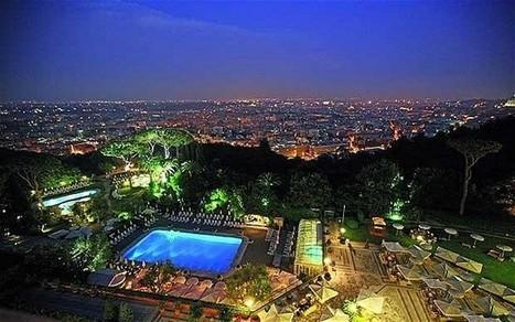 Les 5 plus beaux hôtels de luxe à Rome :. | Epicure : Vins, gastronomie et belles choses | Scoop.it