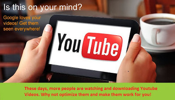 Smarter Inbound Marketing: How to Optimize YouTube Videos for Better Rankings and Traffic? | How to Earn Website Traffic | Scoop.it