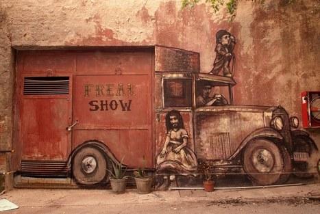 Street Art: Spagna, Italia e altri stati europei. Murales da sogno! ~ Corsi e rincorsi | World of Street & Outdoor Arts | Scoop.it