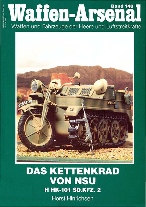Kleines Kettenkraftrad – Waffen Arsenal 148 | History Around the Net | Scoop.it