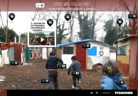 Une vie de Roms | world of Photo and vidéo | Scoop.it