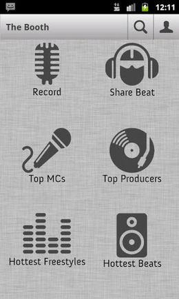 The Booth Rap Studio Pro v1.8.6 (paid) apk download   ApkCruze-Free Android Apps,Games Download From Android Market   The Green Show Records   Scoop.it