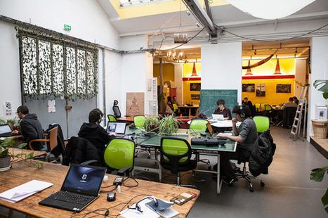 Indépendant mais pas seul grâce au co-working | Say Yess | Entreprendre et réussir | Scoop.it