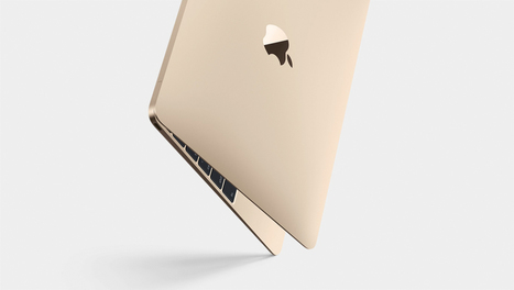 Everything You Need to Know About Apple's New MacBook | Gadgets I lust for | Scoop.it