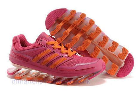 Womens Adidas Springblade Running Shoes Pink Orange.jpg (640x425 pixels) | Adidas Springblade UK | Scoop.it