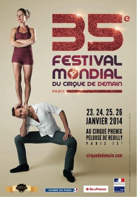 Festival Mondial du Cirque de Demain | ACTUALITES | Scoop.it